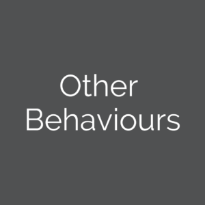 other behaviours
